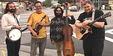 A very Grateful St Paddy's Day with Grateful Bluegrass Boys, David Gans tickets