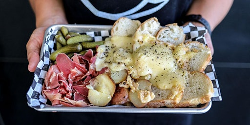 All You Can Eat Raclette Dinner - February 28th
