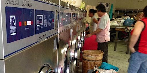 Laundry Love Fayetteville Volunteer