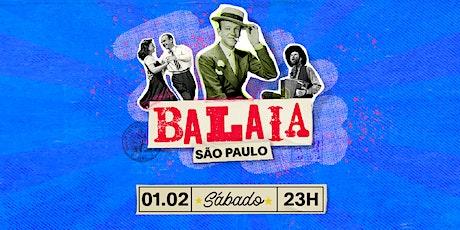 BALAIA SP - 01/02/20 ingressos