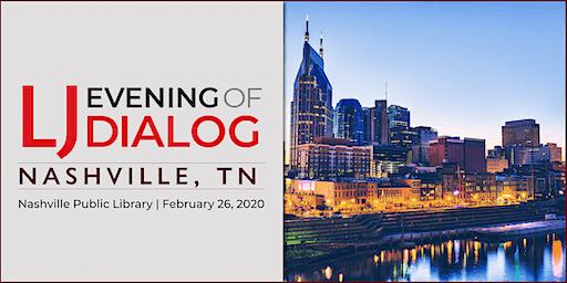 Library Journal Evening of Dialog 2020 | Nashville,TN