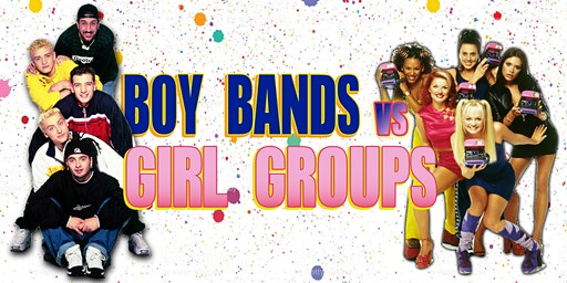 Boy Bands vs Girl Groups at Boogie Fever | Ferndale
