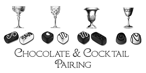 Valentine's Special: Cocktails & Chocolates - Presented by Lee Spirits & Cacao Chemistry