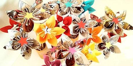 Kusudama Flowers Workshop tickets