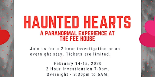 HAUNTED HEARTS - A Valentine's Day Paranormal Experience