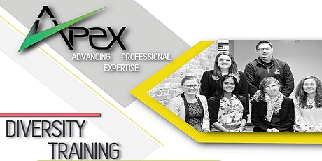 APEX 2020- Diversity in Today's Workplace tickets