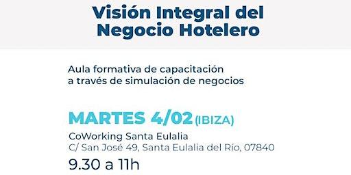 Workshop con simuladores en Ibiza
