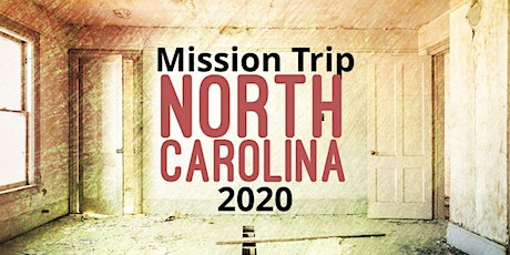 Student Summer Mission Trip tickets