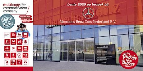 """Multicopy """"Gluren bij de Buren"""" Lente 2020 tickets"""