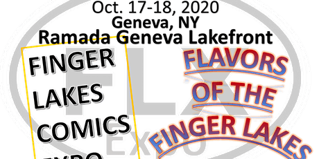 FLX Expo: Finger Lakes Comics Expo tickets