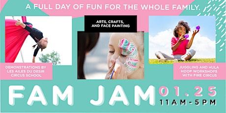 FREE | FAM JAM @ BaseCamp tickets
