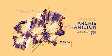 Archie Hamilton tickets