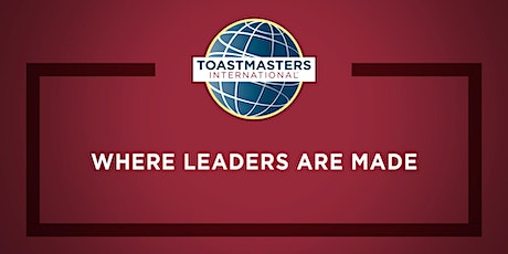 Toastmasters District Area W71 International Speech and Evaluation Contest tickets
