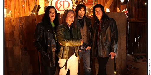 Jake E Lee's Red Dragon Cartel - Live in the Vault!