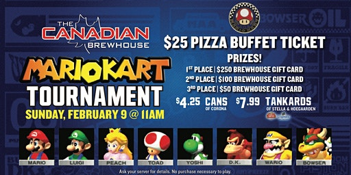 Leduc Mario Kart 64 Tournament!