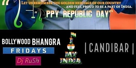I Luv India Bollywood Bhangra Fridays @ Club Candibar tickets