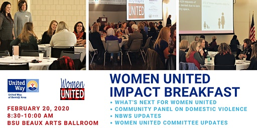 Women United Impact Breakfast