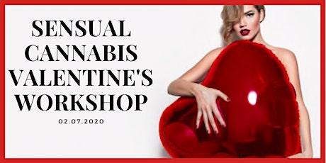 Sensual Cannabis Valentine's Workshop tickets