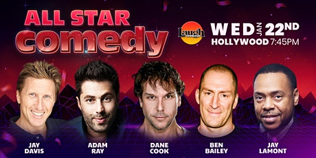 Dane Cook, Adam Ray, and more - All-Star Comedy tickets