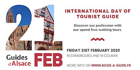 « Speed Guiding » in Strasbourg billets