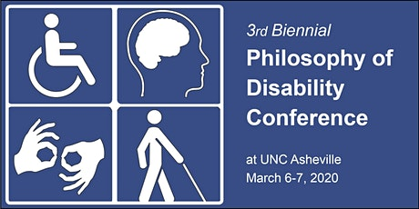 3rd Biennial Philosophy of Disability Conference tickets