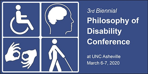 3rd Biennial Philosophy of Disability Conference
