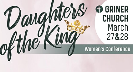 Daughters of the King- Women's  Conference tickets