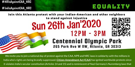 Support to Reject NRC-CAA Protest tickets