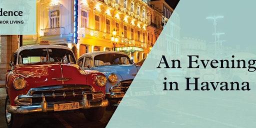 Independence Village of Petoskey Presents: Havana Nights