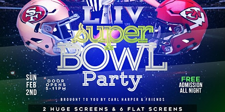 """Plz Fwd:  MANDATORY RSVP ONLINE ASAP for COMPLIMENTARY ADMISSION for """"THE SUPER BOWL PARTY"""" 