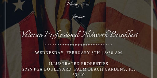 Veterans Professional Network - February Meeting