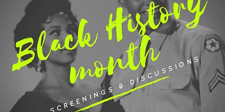 Black Film Space: Black History Month Screenings & Discussions tickets