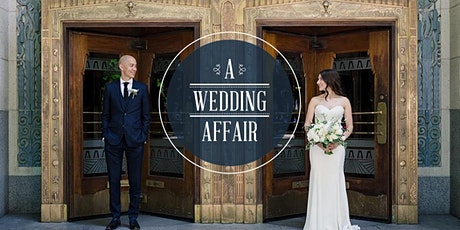 12th Annual Richmond Boutique Wedding Show - A Wedding Affair  tickets