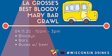 La Crosse's Best Bloody Mary Bar Crawl tickets