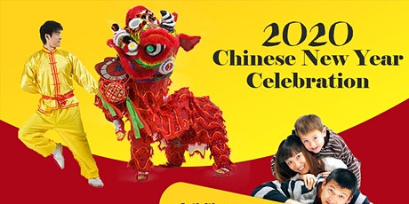 Chinese New Year GRAND Celebration tickets