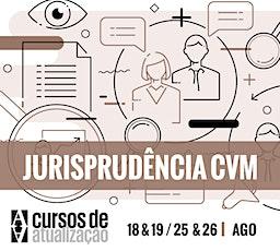 """Curso """"Jurisprudência CVM - Módulo 4: Fundos de investimento"""" ingressos"""