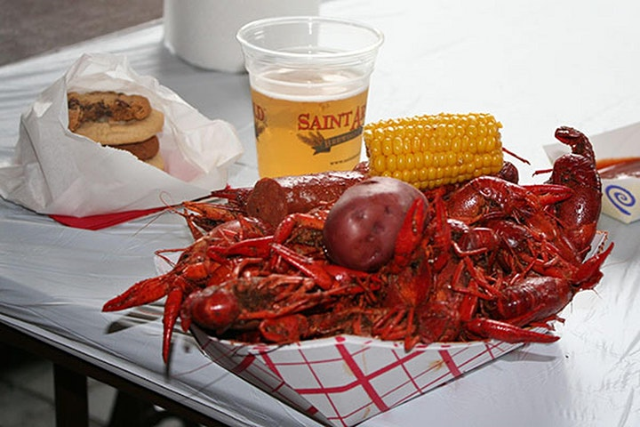 3rd Annual Crawfish Cook-off at Cottonwood! image