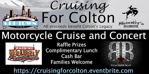 Colton's Legacy Cruise and Concert