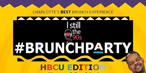 I Still Love The 90's #BrunchParty: HBCU Edition Feat. DJ Loui Vee