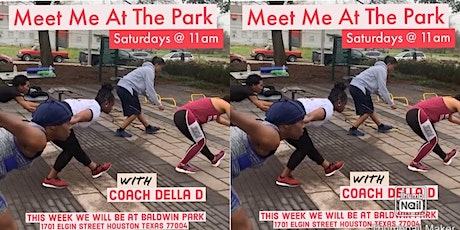 Work Out with Coach Della D tickets