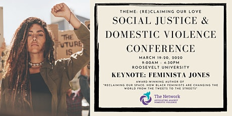 Social Justice & Domestic Violence Conference tickets
