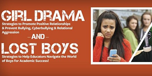 Girl Drama/Lost Boys Seminar: Baltimore, MD  24 March 2020