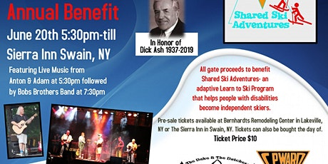 Shared Ski Adventures Annual Benefit tickets