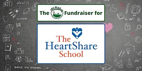 The Healthy New Yorker Fundraiser for The HeartShare School biglietti
