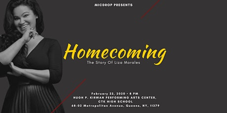 Homecoming: The Story of Liza Morales tickets