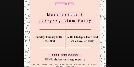 Everyday Glam Party