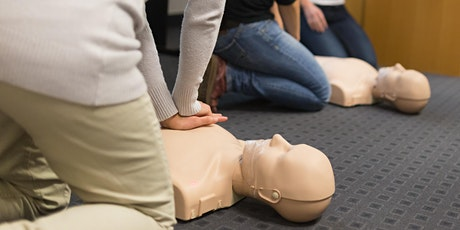 Heartsaver CPR Course tickets