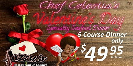 Chef Celestia's Valentine's Day Dinner tickets