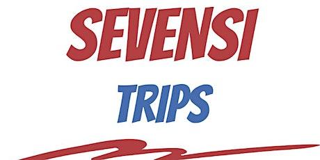 Alton Towers Via Sevensi Trips tickets