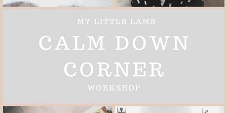 Calm Down Corner Workshop with My Little Lamb, Make and Take tickets